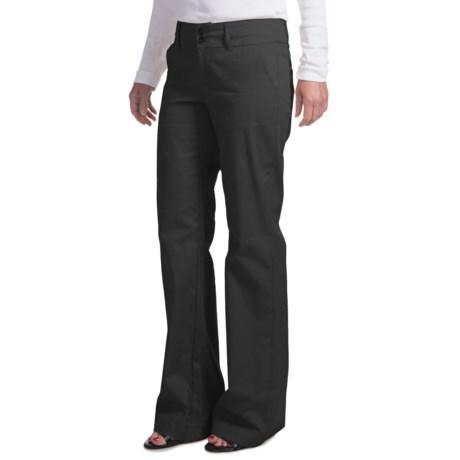 Stretch Bootcut Dress Pants (For Women)