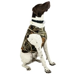Team Realtree Dog Chest Protector