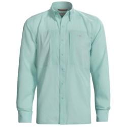 Simms Ultralight Fishing Shirt - UPF 30+, Long Sleeve (For Men)