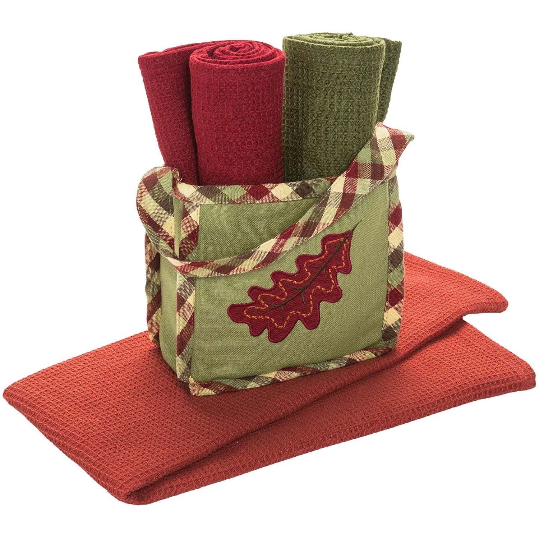 DII Kitchen Linens Gift Bag Set