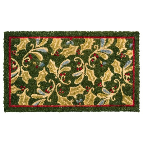 Kane Home Autumn Leaves Coir Doormat - 16x27""