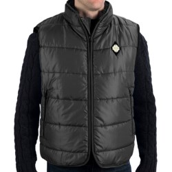 True Grit Puffer Vest (For Men)