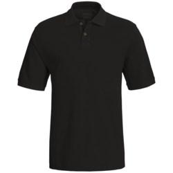 True Grit Vintage Pique Polo Shirt - Short Sleeve (For Men)