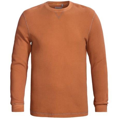 True Grit Vintage Thermal Shirt - Long Sleeve (For Men)