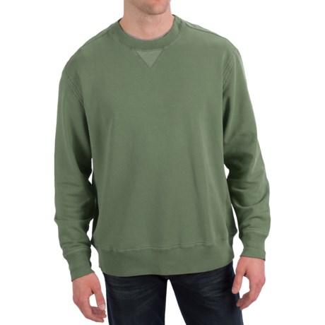 True Grit Cashmere Fleece Sweatshirt (For Men)