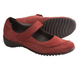 Munro American Journey Mary Jane Shoes - Nubuck (For Women)