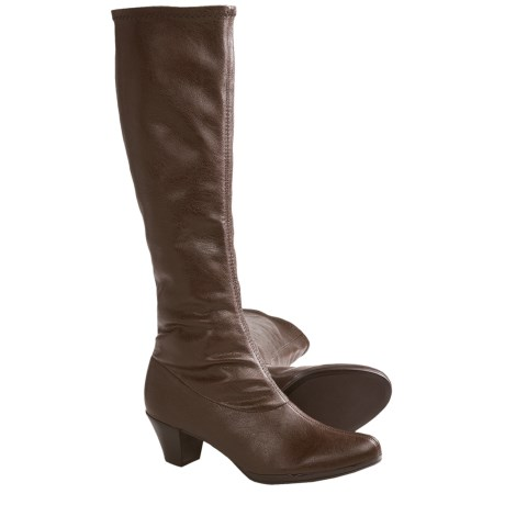 Munro American Sophia Tall Boots (For Women)