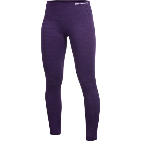 Craft Sportswear Warm CK Base Layer Bottoms - Midweight, Merino Wool (For Women)
