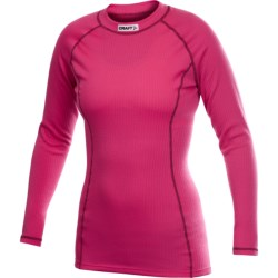 Craft Sportswear Active Base Layer Top - Midweight, Long Sleeve (For Women)