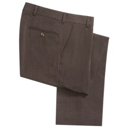 Barry Bricken Covert Twill Pants - Stretch Wool (For Men)