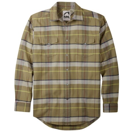 Mountain Khakis Teton Shirt - Flannel, Long Sleeve (For Men)