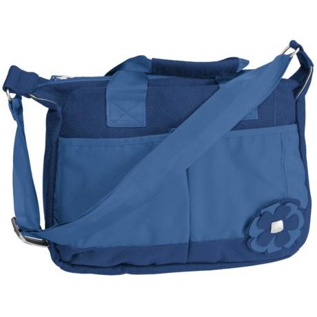 Haiku by Sharon Eisenhauer Metropolitan Shoulder Bag - Recycled Materials (For Women)