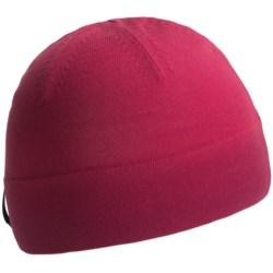 Icebreaker Aurora Beanie Hat - Merino Wool (For Men and Women)