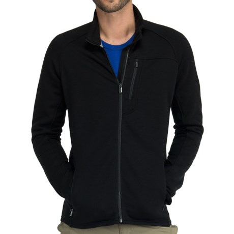 Icebreaker Kodiak Zip Jacket - UPF 50+, Merino Wool (For Men)