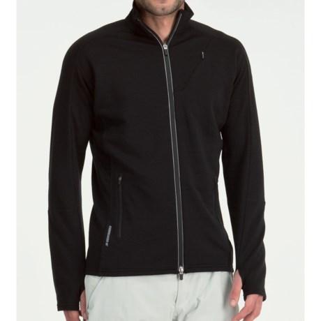Icebreaker Rapid Shirt - Merino Wool, Full Zip, Long Sleeve (For Men)