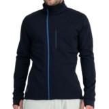 Icebreaker Carve GT 320 Zip Shirt - UPF 40+, Merino Wool, Long Sleeve (For Men)