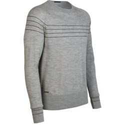 Icebreaker Aries Shirt - Merino Wool, Long Sleeve (For Men)