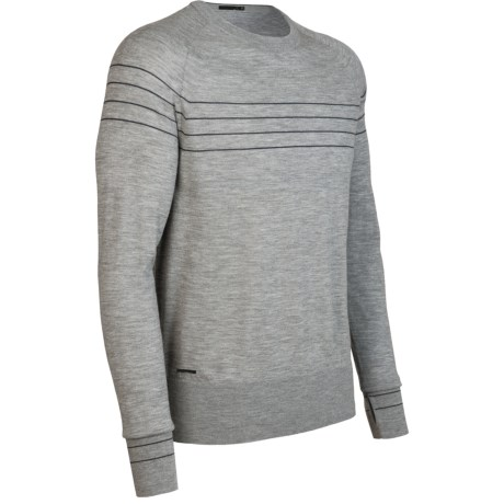 Icebreaker Aries Shirt - Merino Wool, Long Sleeve (For Men)