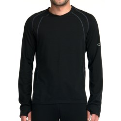 Icebreaker Quest GT 200 Base Layer Top - UPF 50+, Merino Wool, Long Sleeve (For Men)