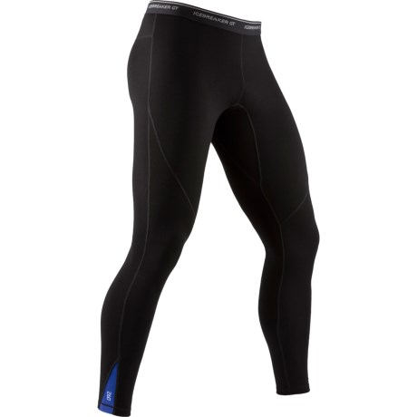 Icebreaker GT 260 Pursuit Technical Base Layer Leggings - Merino Wool (For Men)