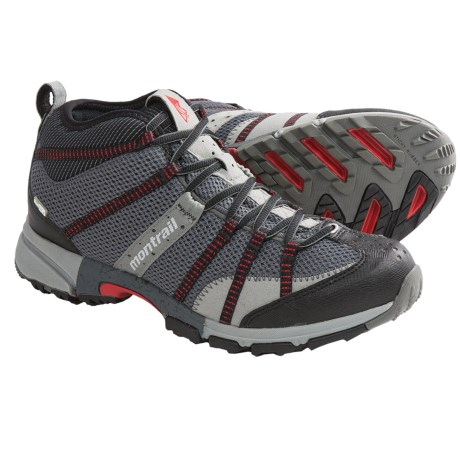 Montrail Mountain Masochist OutDry® Mid Trail Running Shoes - Waterproof (For Men)