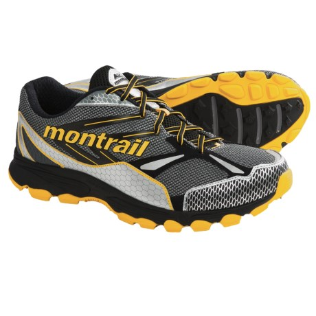 Montrail Badrock Trail Running Shoes (For Men)
