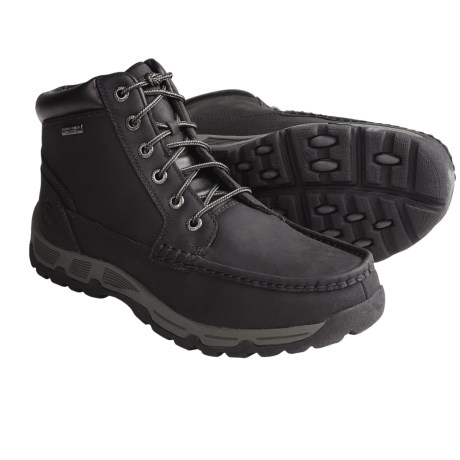 Rockport Heritage Heights Moc-Toe Boots (For Men)