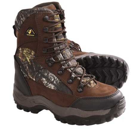 Golden Retriever 2775 Hunting Boots - Waterproof, Insulated (For Kids & Youth)