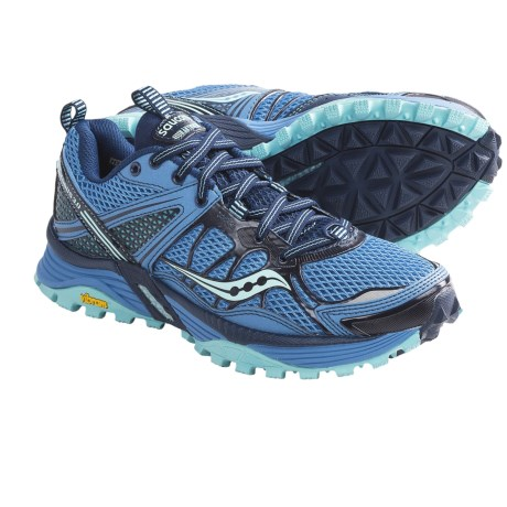 Saucony Xodus 3.0 Trail Running Shoes (For Women)