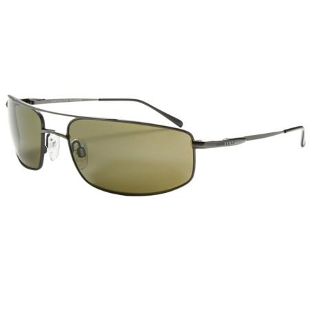 Serengeti Lamone Sunglasses - Polarized, Photochromic Glass Lenses