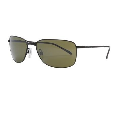 Serengeti Agata Sunglasses - Polarized, Photochromic Glass Lenses