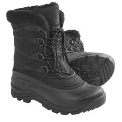 Kamik Snowmass Snow Boots - Waterproof, Insulated (For Women)