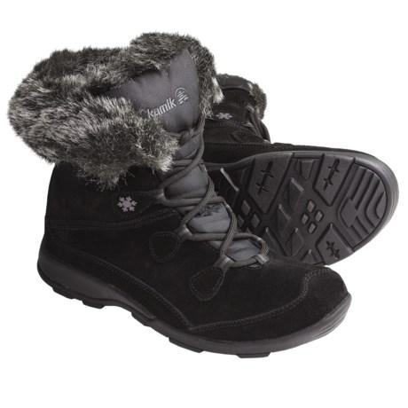 Kamik Copenhagen Snow Boots - Waterproof, Insulated (For Women)