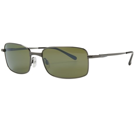 Serengeti Siena Sunglasses - Polarized, Photochromic Glass Lenses