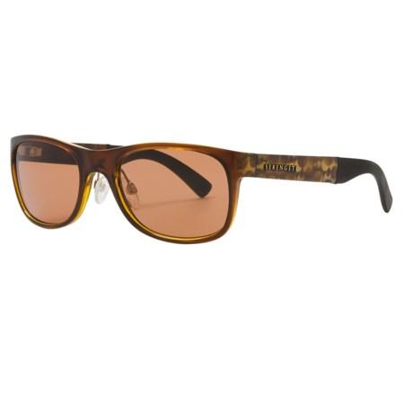 Serengeti Piero Classic Sunglasses - Photochromic Glass Lenses