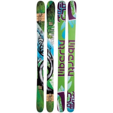 Liberty Helix Alpine Skis - All-Mountain