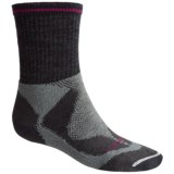 Lorpen Tri-Layer Hiker Socks - PrimaLoft®-Merino Wool, Crew (For Women)