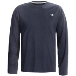 Champion Jersey T-Shirt - Long Sleeve (For Men)