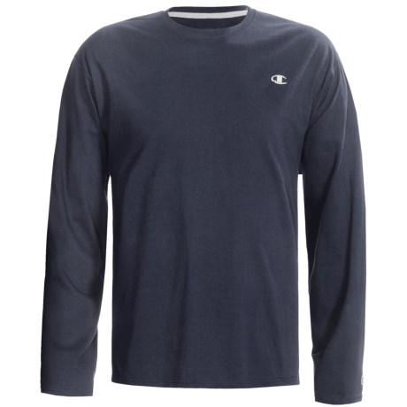 Champion Jersey T-Shirt - Long Sleeve (For Men)