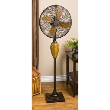 Deco Breeze Kailua Standing Floor Fan - 53""