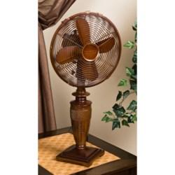 Deco Breeze Bali Oscillating Table Fan