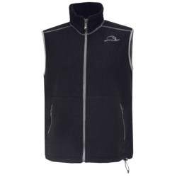 Ivanhoe Boiled Wool Vest (For Men)