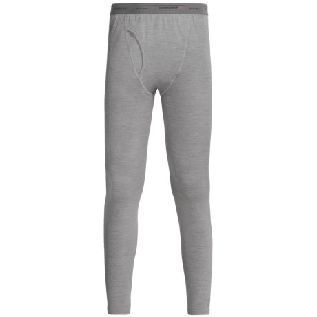 Icebreaker Tech Base Layer Leggings - Merino Wool, Midweight (For Men)