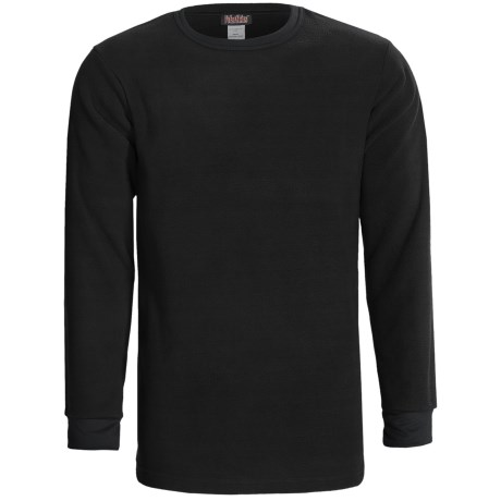 Kenyon Polarskins Expedition Base Layer Top - Heavyweight, Long Sleeve (For Tall Men)