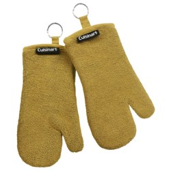 Cuisinart Extra-Thick Terry Oven Mitts - 2-Pack