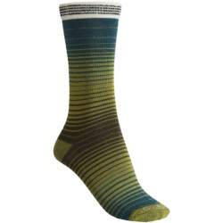 Goodhew Sunrise Socks - Merino Wool, Crew (For Women)