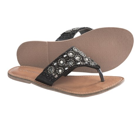 Coconuts by Matisse Twink Thong Sandals - Leather (For Women)
