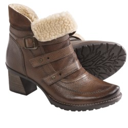 Earth Mistral Ankle Boots - Leather (For Women)
