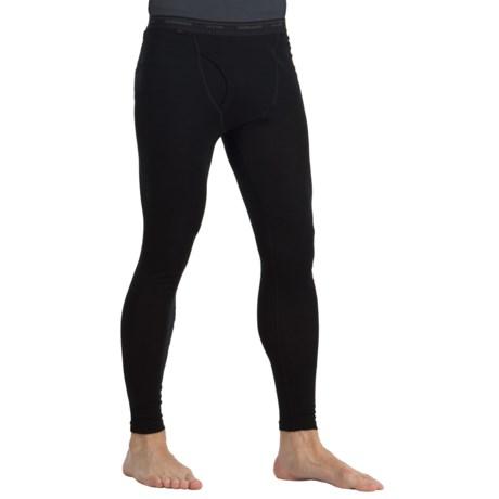 Icebreaker Everyday Thermal Underwear Base Layer Leggings - Merino Wool (For Men)