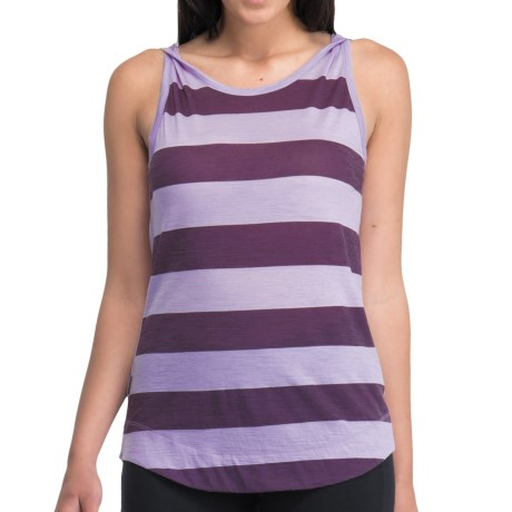 Icebreaker Willow Tank Top - UPF 50+, Merino Wool (For Women)